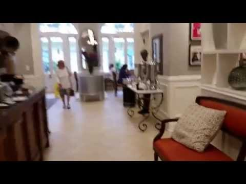 Tour of Hotel St. Pierre