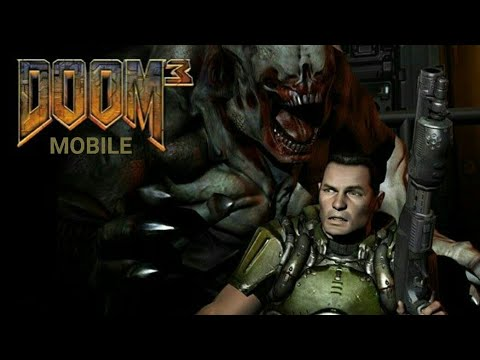 DOOM III Mobile - Download I Thanos Atha - Game & Respawn