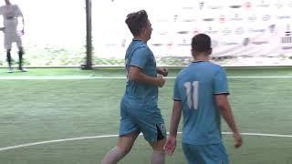 Полный матч Magic Talisman 4 6 GC Barbershop Турнир по мини футболу в Киеве