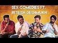 EIC vs Bollywood ft Riteish Deshmukh