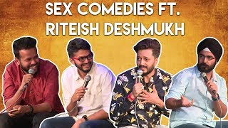 EIC vs Bollywood: Sex Comedies ft. Riteish Deshmukh