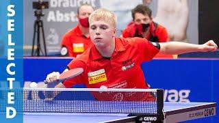 Maksim Grebnev vs Benedikt Duda (TTBL Selected)