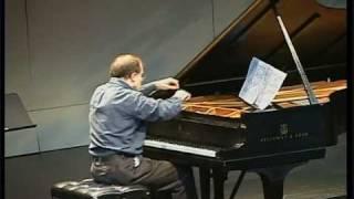 """EMANUELE ARCIULI GEORGE CRUMB MITTERNACHT MUSIK on T. Monk """"Round Midnight""""(3)"""