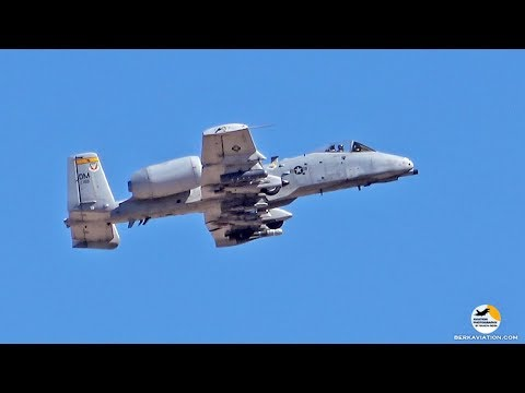 Davis Monthan Air Force Base spotting
