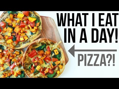 Australian What I Eat In a Day (Breakfast, Lunch & Dinner Food Ideas) 2016