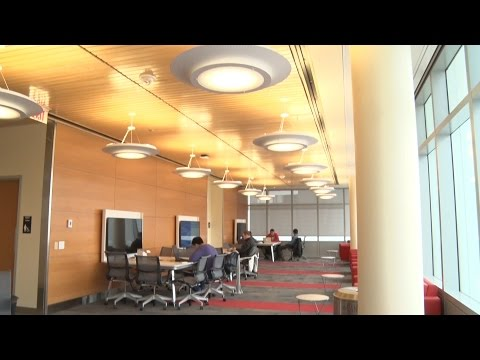 An Inside Look at Ohio State's CBEC Building