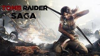 TOMB RAIDER SAGA All Cutscenes (Definitive, Rise & Shadow) Game Movie