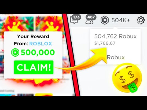 *REAL* HOW TO GET FREE ROBUX IN 2021 FOR ROBLOX (WITH PROOF) thumbnail