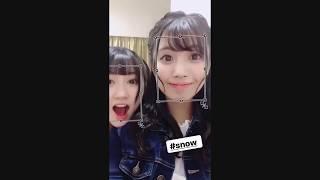 201711 SKE48 荒井優希 インスタストーリーまとめ @araiyuki57.