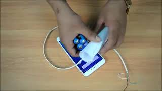How to make a emergency mobile phone charger(pls share)