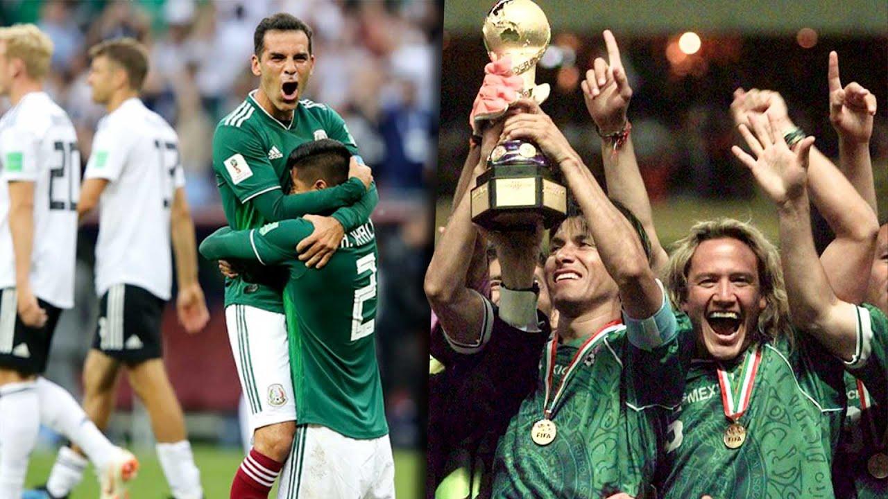 Los 5 momentos más hermosos en la historia del fútbol mexicano