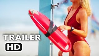 BAYWATCH New Official Trailer (2017) Dwayne Johnson, Zac Efron Comedy Movie HD