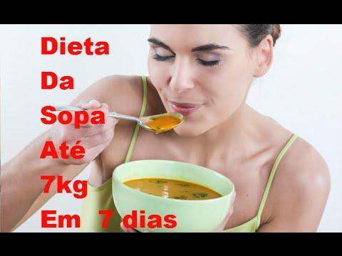 Dieta rapida de 7 dias