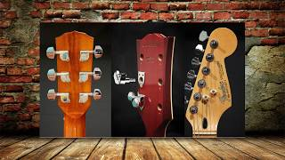 How To Easily Install Ratio Guitar Tuners
