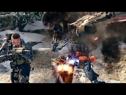 Official Call of Duty®: Black Ops III - Multiplayer Reveal Trailer [UK]