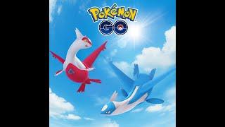 Noticias de Pokémon Go - Fin de semana especial de incursiones con Latias y Latios