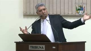 27ª Sessão Ordinária - Presidente Marcão Alves