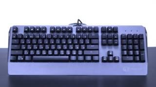 Обзор игровой механической клавиатуры GAME TITAN