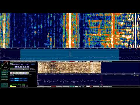 WNML 990 Knoxville SDR DX Fayetteville NC 11-24-17