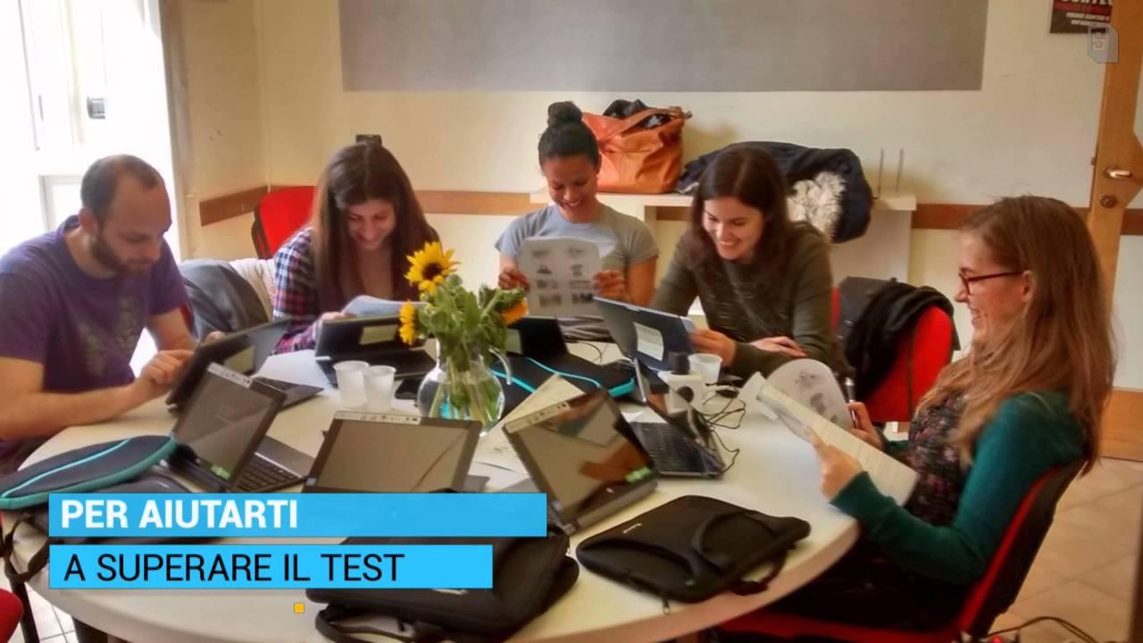 Prove di Simulazione: Test di Italiano Permesso Soggiorno CE - YouTube