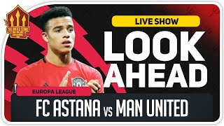 FC Astana vs Manchester United! Pogba Played His Last Game?