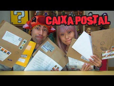 Caixa Postal #8 - Japão Nosso De Cada Dia
