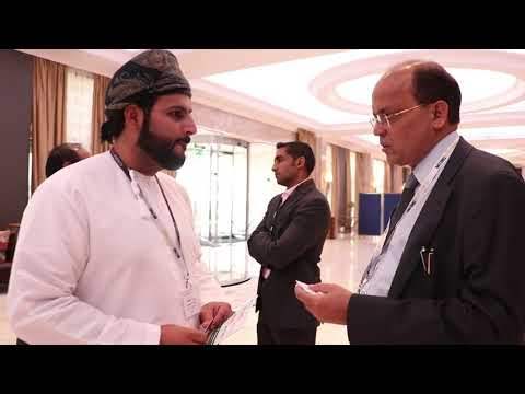 Networking at Mining Investment Oman Conference in Muscat