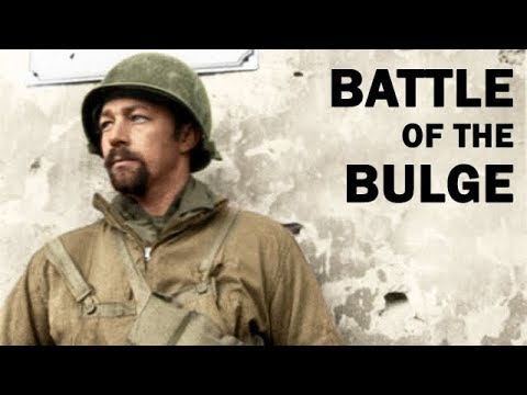 Battle of the Bulge Through Soldiers