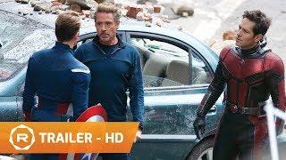 Avengers: Endgame Official Trailer #1 (2019) -- Regal [HD]