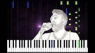 Ленинград - Кандидат на пианино (Кавер + Разбор)