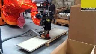 concrete grinding jemné broušení betonové desky