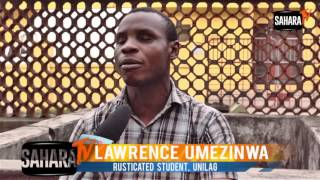 Rusticated Visually-Impaired Student Narrates Ordeal In The Hands Of UNILAG Mgt And Nigerian Police