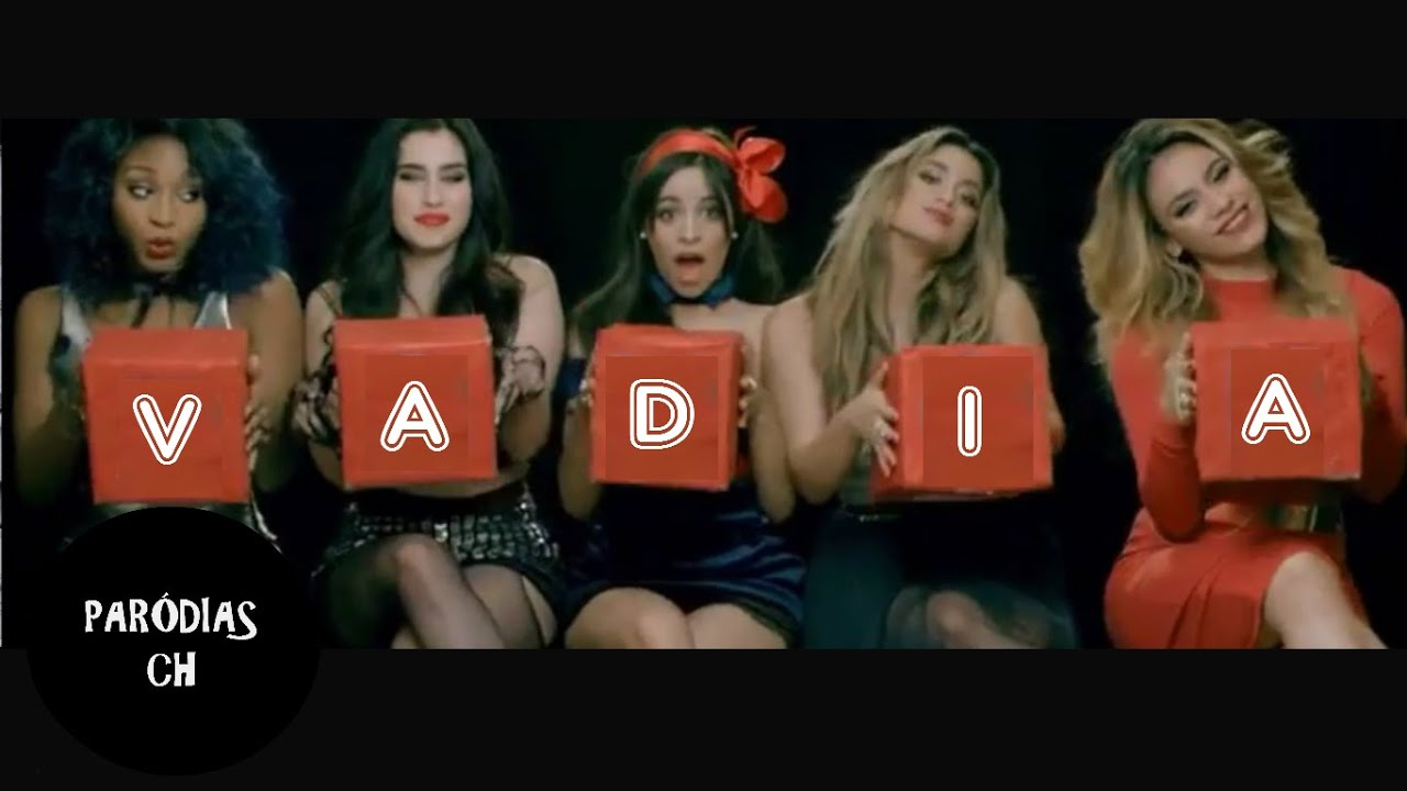 Fifth Harmony - All I Want For Christmas Is You [Paródia ...