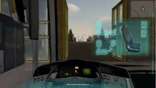Bus Simulator 2012 (Коротка інструкція)
