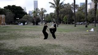 Kung Fu Videos: 108 form | סרטי קונג פו: טאו 108