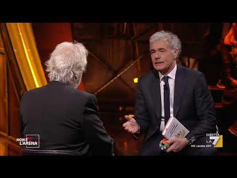 Flavio Briatore a Non è L'Arena: l'intervista di Massimo Giletti