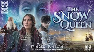 The Snow Queen | Official Production Trailer