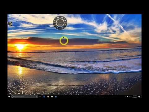 How To Get Yellow Circle around Cursor EASY! (PC Tutorial)