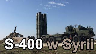 S-400 w Syrii (Komentarz) #gdziewojsko