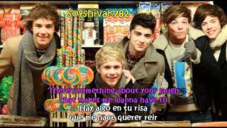 Everything about you - One Direction [Español & Inglés]