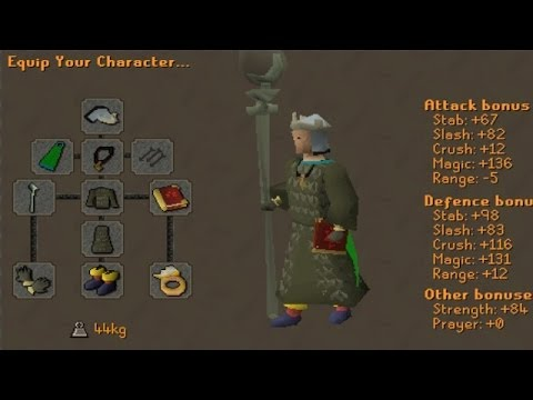 Runescape 2007 - Sparc Mac's Staff of the Dead Review!