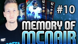LUCKIEST BREAK OF MY LIFE! - Memory Of McNair #10 | Madden 17 Ultimate Team RTG
