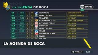 ¿Cuándo juegan BOCA vs San Martín por la Copa Argentina?