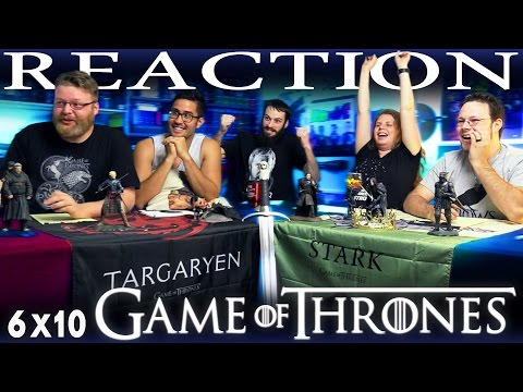 Game of Thrones 6x10 REACTION!!