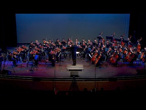 2017 Cabin John Middle School's Winter Orchestra Concert