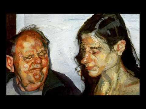Lucian Freud 盧西安·弗洛伊德 British painter 1922-2011