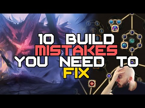 10 Tips on How to Improve your Build by avoiding common Mistakes - Path of Exile