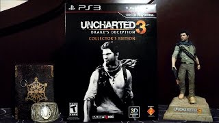 Uncharted 3 | Drake's Deception | Unboxing En Español Thumbnail