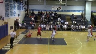CAPITOL HOOPS PLAYS OF THE YEAR (2014-15)