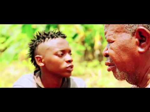 Baba - Daddy ft King Majuto (OFFICIAL VIDEO)  Directed By O Key Ghettochild
